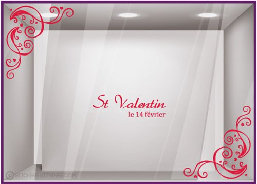 Kit de Stickers Saint Valentin