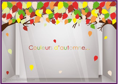 Kit Stickers d'Automne