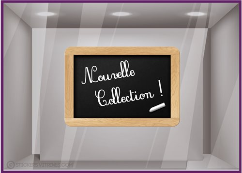 Sticker Ardoise Nouvelle collection